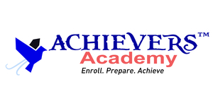 Achievers Academy - Best Online Coaching for APPSC GROUPS, SI PC, TSPSC, RRB, DSC & TET EXAMS logo